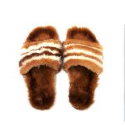 scarpe adidas con pelo marrone