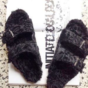 Brkfurry Total Black Astrakan